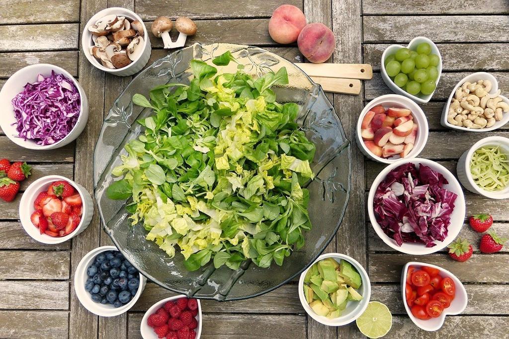 Korzyści zdrowotne wynikające z przejścia na dietę